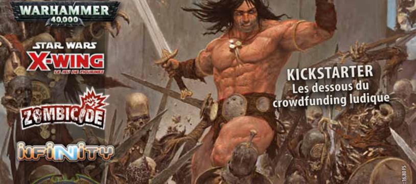Ravage, Conan et les autres !