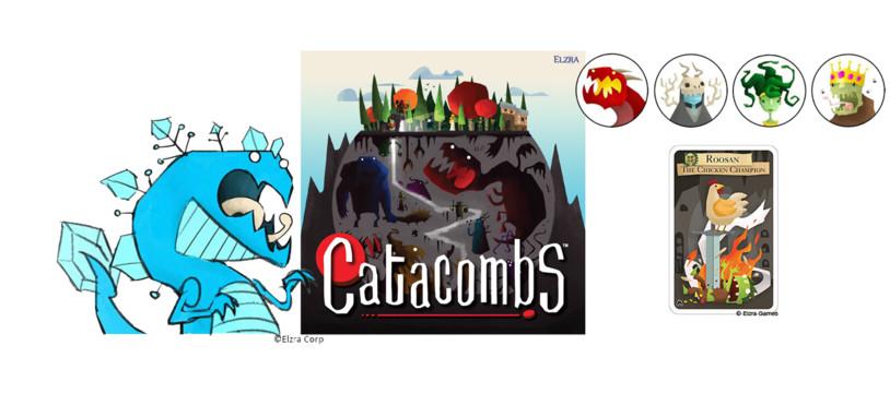 Catacombs : Le Donjon à portée de doigt !