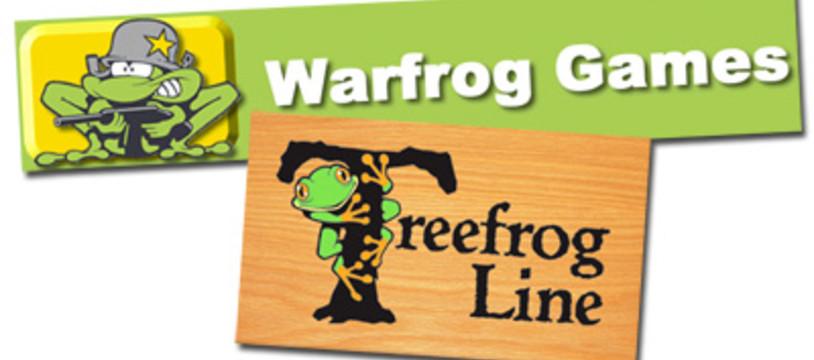 Warfrog est mort, vive Treefrog
