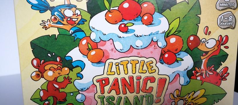 Little Panic island