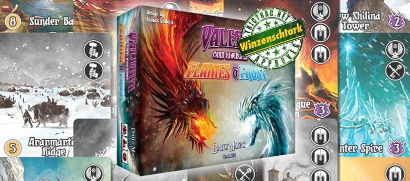 Valeria CK - Flames & Frost : Chaud Effroi !