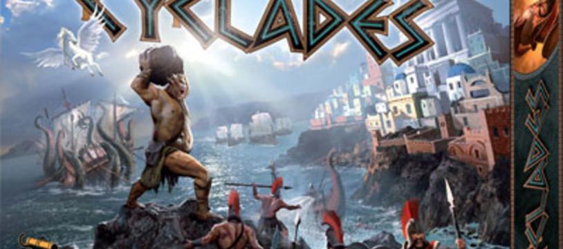 Cyclades, le Civilization selon Matagot