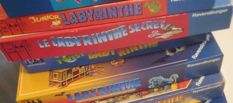 [Dossier] les jeux Labyrinthe