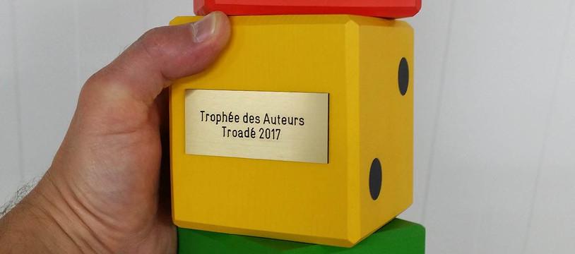"""Résultats du """"Trophée des Auteurs"""" de Troadé 2017"""