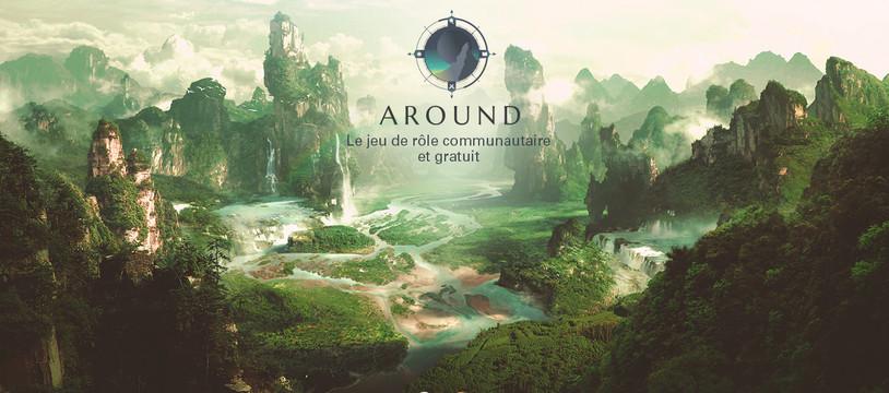 Around - Le jeu de rôle accessible et gratuit !