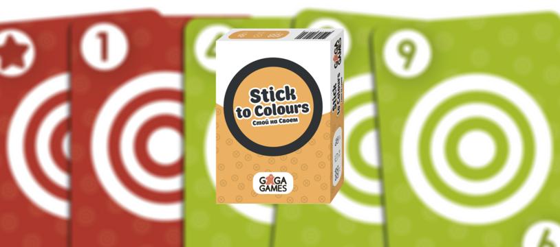 Stick to colours ou la propriété par le renoncement
