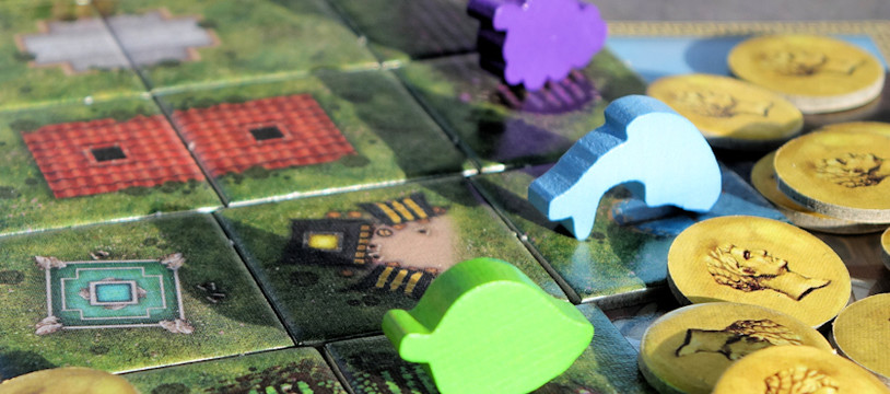 Sur le Vif! Review de Carpe Diem : un très bon jeu de Maître Feld à la mécanique simple, fluide et stimulante!