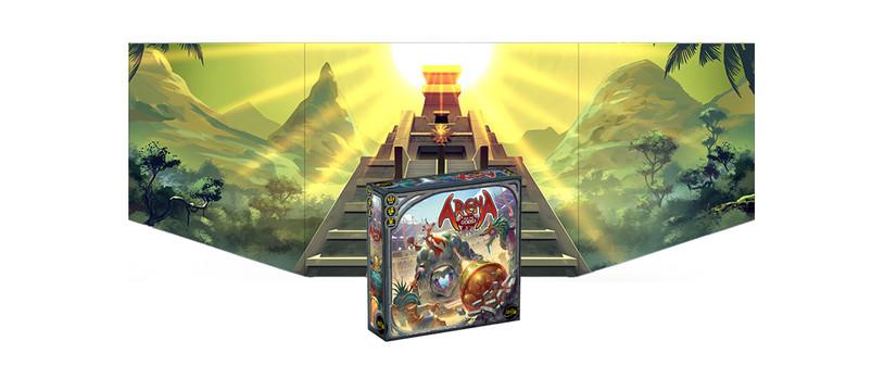 Arena for the Gods ! : À mon signal des chaînes... les Enfers !
