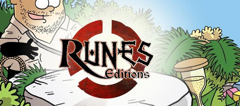 Runes Editions à Paris est Ludique