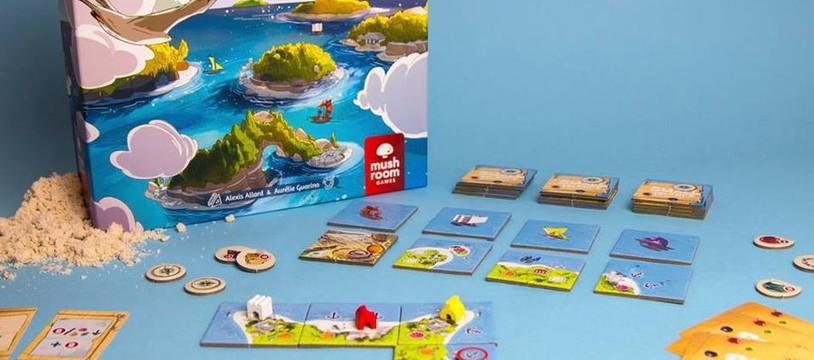 Carnet d'Auteur : Small Islands de A à Z  -  Première Partie