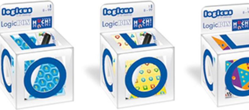 Les Logic Box à malice