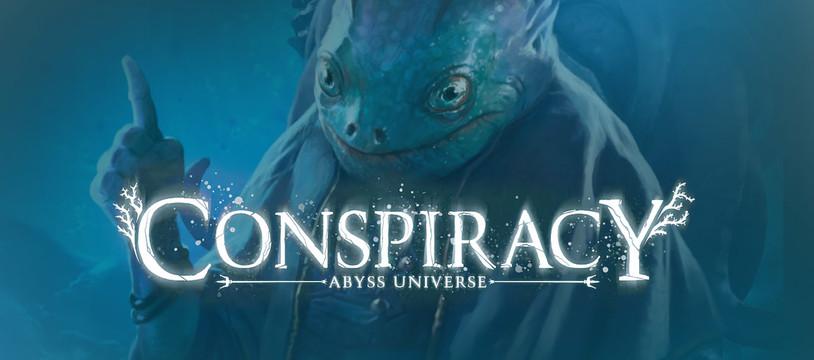 Conspiracy, la belle plongée ludique