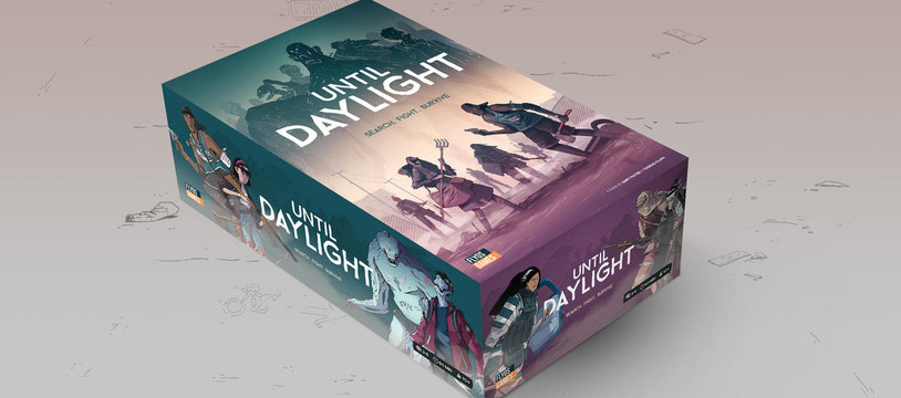 Until Daylight sur Game On Tabletop