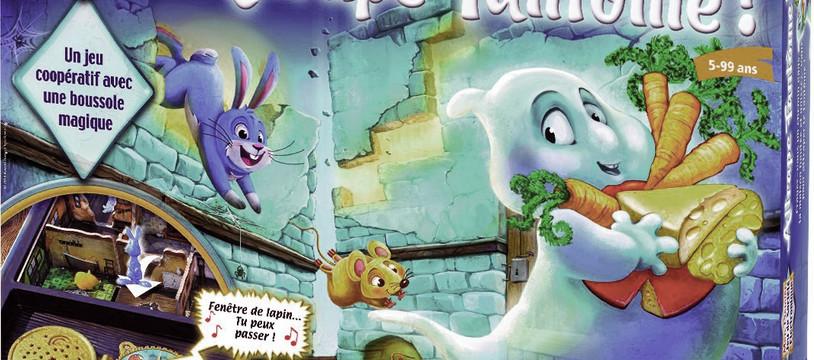 Attrape Fantôme ! ou les ghostbusters électroniques