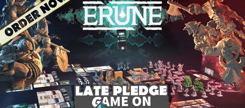 Le late pledge d'ERUNE est ouvert !