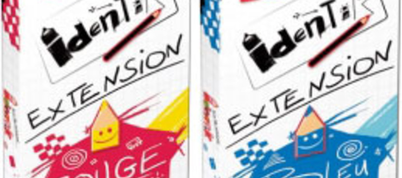 Identik : Deux extensions pour dessiner mal