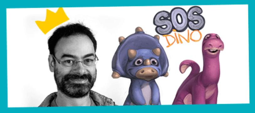 Mathieu Leyssenne nous parle de SOS DINO