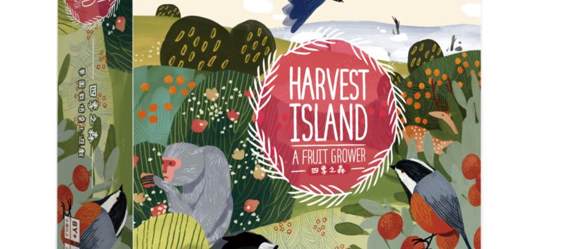 Harvest Island : salade de fruits, jolie, jolie...