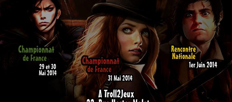 CHAMPIONNAT de FRANCE & RENCONTRE NATIONALE JCE