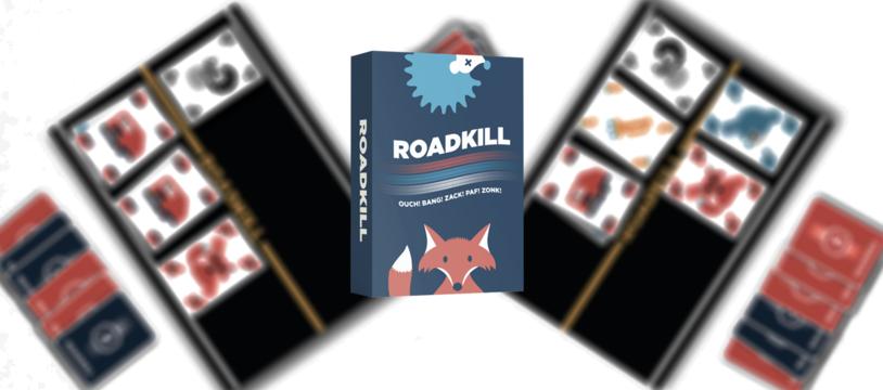 Roadkill, le vilain Mille Bornes