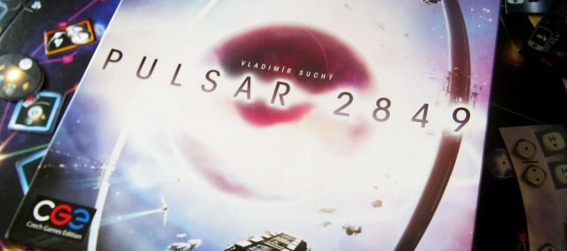 Critique de Pulsar 2849