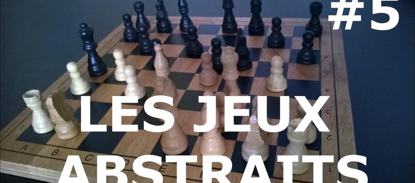 Jeux Abstraits et Intelligence Artificielle