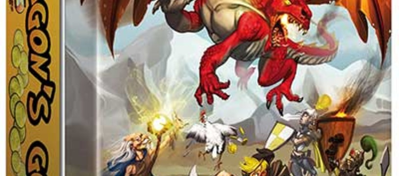 """Dragon's Gold"", le retour de la vengeance des dragons à Essen"