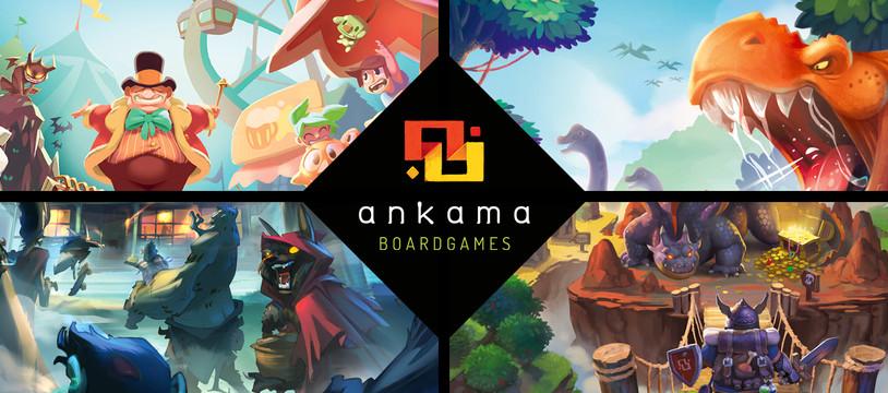 [FIJ 2019] Ankama Boardgames : demandez le programme!