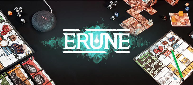 Erune, le dungeon crawler doté d'une IA vocale