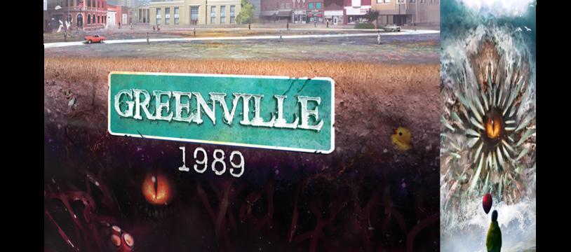 Greenville1989... carnet d'auteur