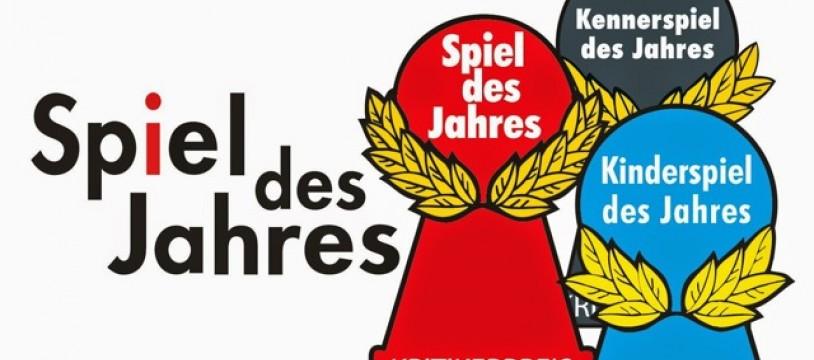 Spiel des Jahres 2015 : Et bang, dans l'mille !