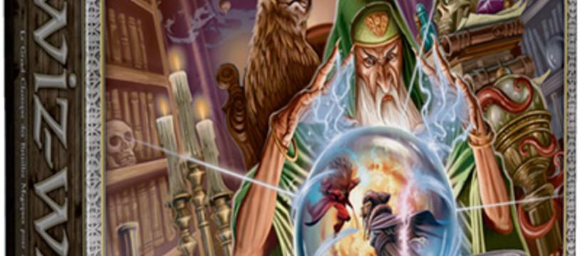 Wiz-War : retour dans le labyrinthe