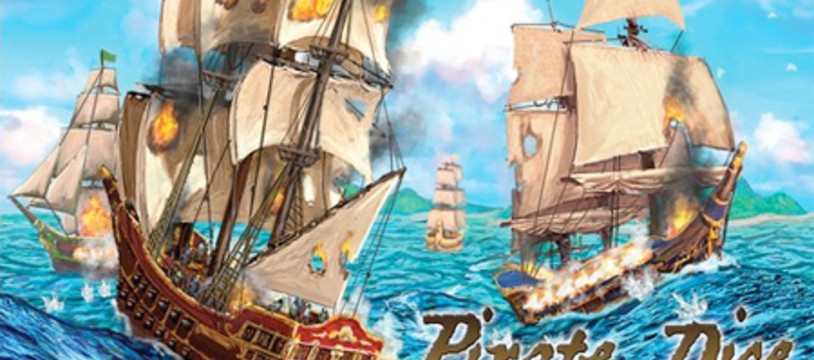 Pirate Dice: Voyage on the Rolling Seas sur les étals