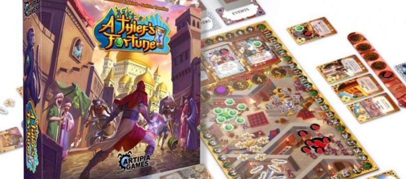 A Thief's Fortune : UNE VIE DE VOLEUR CA VOUS TENTE !!!