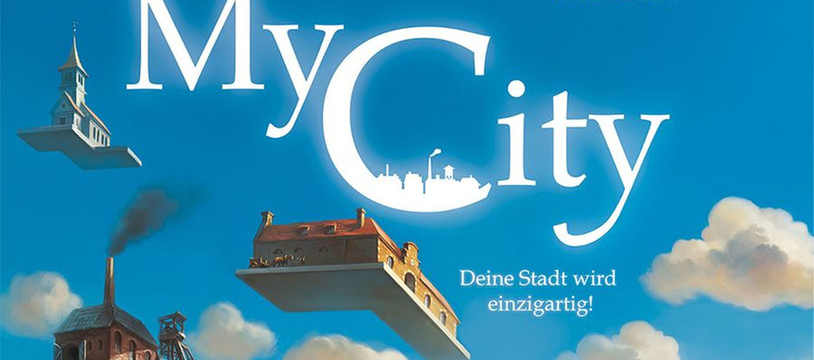 [SPIEL2020] : My City, by Tric Trac