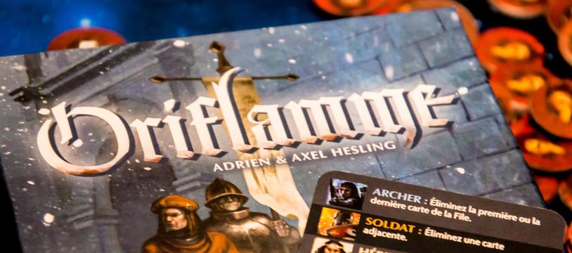 ORIFLAMME :  un Héritier dans la Citadelle