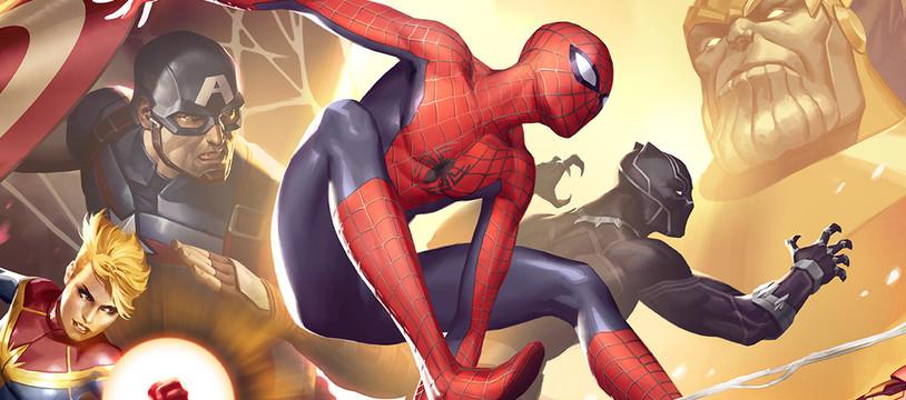Marvel Champion : Devenez un Avenger !