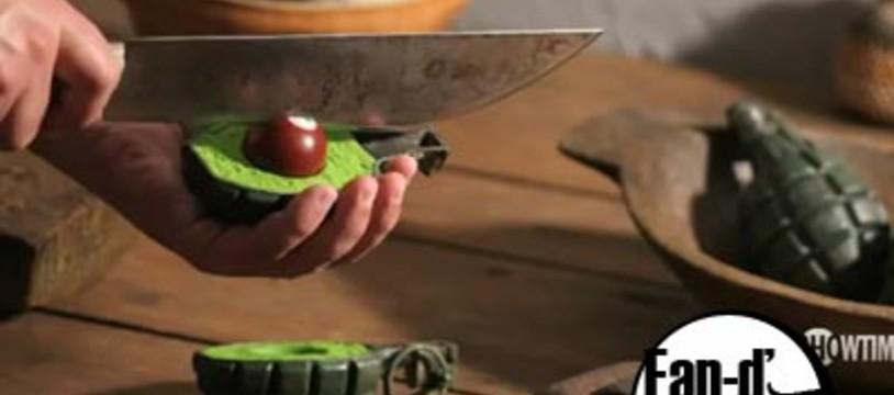 Guacamole aux bons goûts de dédé