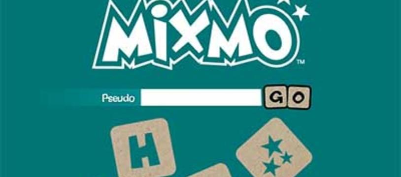 """Jouez à """"Mixmo"""" en ligne !"""