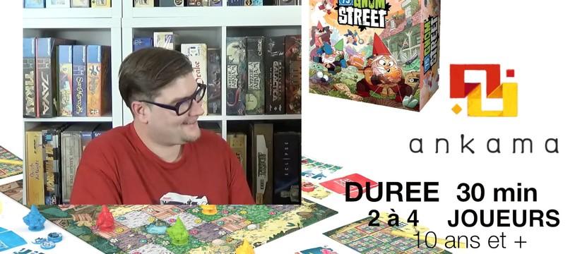 Les explications du jeu 75 Gnom Street