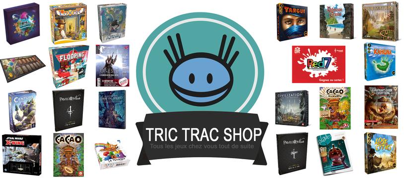 Niouze Tric Trac Shop #3