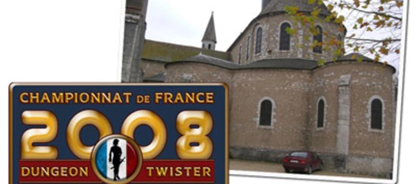 Devenez champion de France de Dungeon Twister