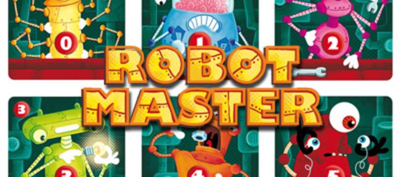 Knizia + Cocktail games = Robot Master