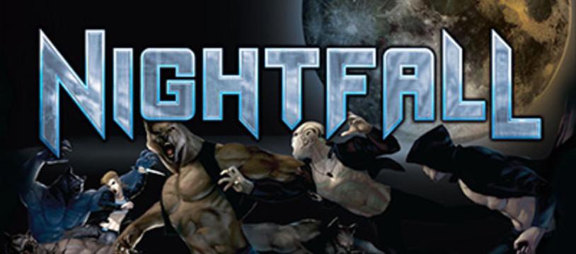 Nightfall : bientôt en français et quelques considération sur les cartes