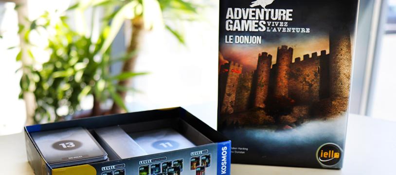 Adventure Games : une nouvelle gamme 100 % aventure !
