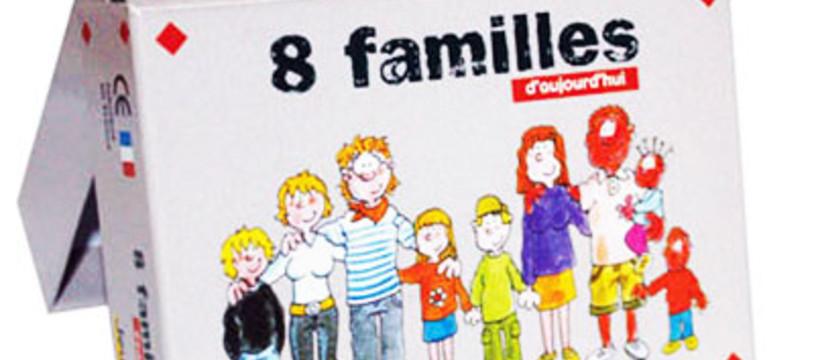 Les 8 familles et le mariage pour tous