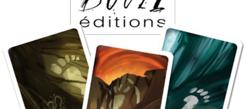 Un nouvel éditeur = de nouveaux jeux !