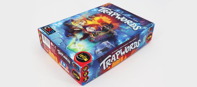 Trapwords: un donjon qui fait parler!