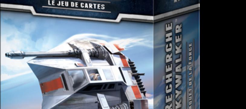 Star Wars - le jeu de cartes : À la Recherche de Skywalker est arrivé en boutique