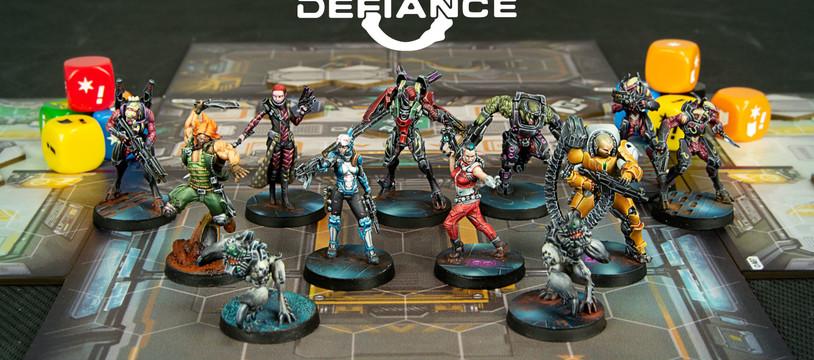 Infinity Defiance - Kickstarter en cours